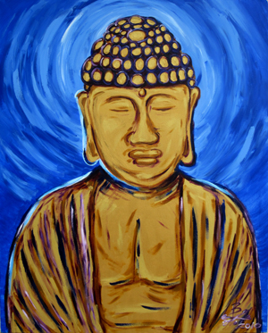 Buddha by Beachbones