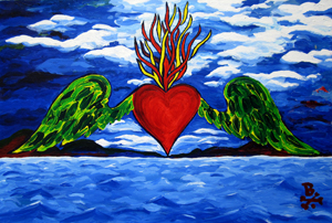Uplifted Heart