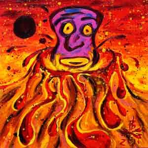 """The Origin Of Consciousness"""""""