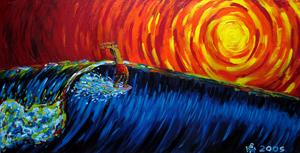 artwork by beachbones, david l martin